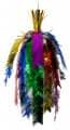 Folien-Deko-Hänger Regenbogen