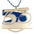 Jubiläumsorden - 33 Jahre - Farbe - blau