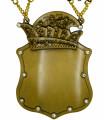 """Prinzenkette """"Hera"""" - Farbe - altgold"""