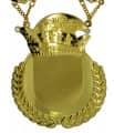 "Prinzenkette ""Demeter"" - Farbe - gold"