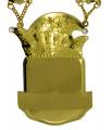 """Prinzenkette """"Leto"""" - Farbe - gold"""
