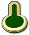 Farbe - gold-grün