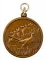 """Jagdmedaille """"Fasan"""" - Ausführung - bronze"""
