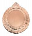 """Medaille """"Olympia"""" Ø 40mm mit Wunschemblem und Band - Farbe - bronze"""