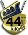 """individueller Karnevalsorden """"JuKa"""""""