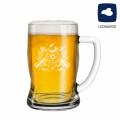 Leonardo Bierseidel 0,33l Taverna mit Schützenlogo