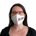 """Wiederverwendbare Mund- und Nasenmaske mit Motiv """"Alaaf"""" - für Damen & Kinder"""