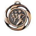 "Medaille ""Läufer"" - Farbe - bronze"