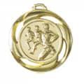 """Medaille """"Läufer"""" - Farbe - gold"""