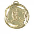"""Medaille """"Fußball"""" - Farbe - gold"""