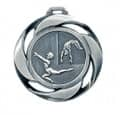"""Medaille """"Turnen"""" - Farbe - silber"""