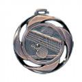 """Medaille """"Tischtennis"""" - Farbe - bronze"""