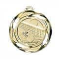 """Medaille """"Tischtennis"""" - Farbe - gold"""
