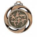 """Medaille """"Leichtathletik"""" - Farbe - bronze"""