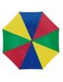 Regenschirm Automatik - Farbe - bunt
