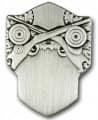 Schützenabzeichen 3 - Ausführung - altsilber