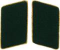 Kragenspiegel schützengrün - Ausführung - gold