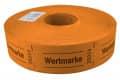 """Rollenbons """"Wertmarke"""" 1000 Abrisse - Farbe - orange"""