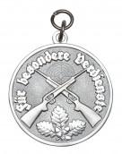 Medaille - Für besondere Verdienste silber