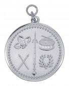 """Medaille """"Spielmannszug"""" silber"""