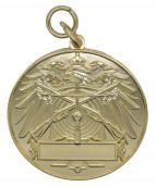 Schützenmedaille 5 gold