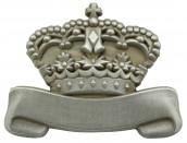 Königsabzeichen 1 altsilber