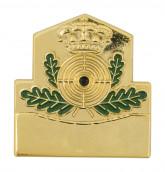 Königsabzeichen 2 gold