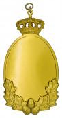 Königsschild 7 gold