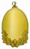 Königsschild 8 gold