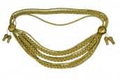 Königsschnur  (gold oder silber)