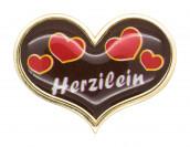 Lebkuchenherz mit Spruch Herzilein