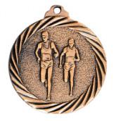 """Medaille """"Läufer"""" bronze"""