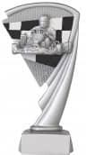 SALE: Kartpokale 3er Serie C813 14,5 cm