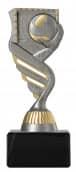 Handballpokal PF203 altsilber/gold