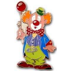 NEU: Clown mit Ballon