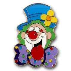 verrueckter Clown