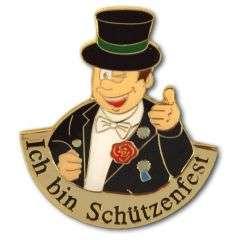 """NEU: """"Ich bin Schuetzenfest"""" Grenadier"""