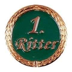 Anstecknadel 1 Ritter