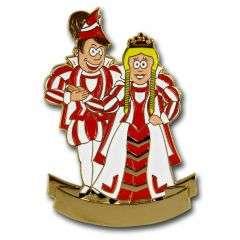 Neu: Prinzenpaar Pin