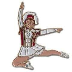 Neu: Tanzmariechen Sprung Pin