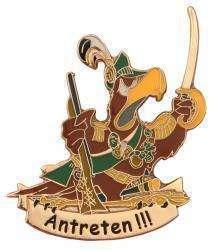 """NEU: """"Antreten"""" - Adler"""