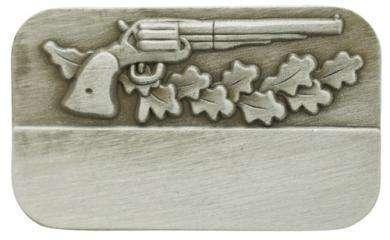 Meisterschaftabzeichen Revolver