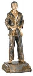 Trophäe Judoka FS20305 bronze