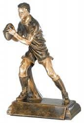 Trophäe Footballer FS20310 bronze