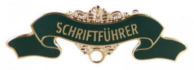 """Ordenanhänger """"Schriftführer"""""""