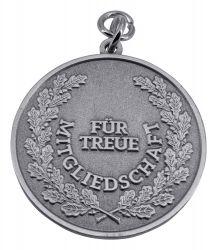 """Schützenmedaille """"Treue Mitgliedschaft"""""""