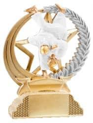 Trophäe Judo FS31319 gold