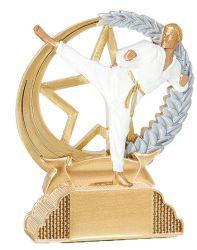 Trophäe Karate FS31320 gold