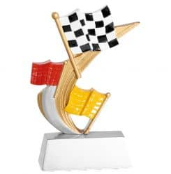 Trophäe Motorsport FS31907 bunt