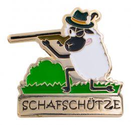 """Pin """"Schafschütze"""""""